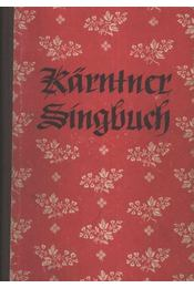 Kärntner Singbuch - Régikönyvek