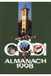 Gödi almanach 1998. - Régikönyvek