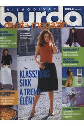 Burda 2000/8 - Régikönyvek