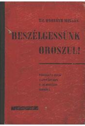 Beszélgessünk oroszul! - Régikönyvek