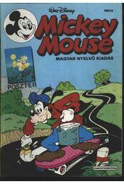 Mickey Mouse 1991/6. - Régikönyvek