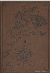 Magyar költők - Régikönyvek