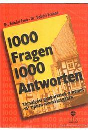 1000 Fragen 1000 Antworten - Régikönyvek