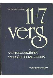 11 + 7 vers - Régikönyvek