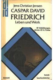 Caspar David Friedrich - Régikönyvek