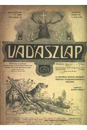 Vadászlap 1918. június 15. - Régikönyvek