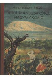 A Kilimandzsárótól Nagymarosig - Régikönyvek
