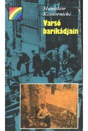 Varsó barikádjain - Régikönyvek