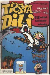 Tiszta Dili 1994/3 július 3. szám - Régikönyvek