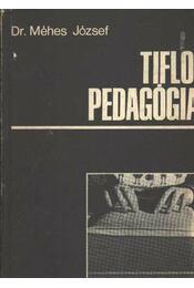 Tiflopedagógia - Régikönyvek