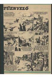 Tűznyelő (Füles1981. 20-31. szám 1-12. rész) - Régikönyvek