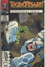 Robotzsaru 1992/5 október 9. szám - Régikönyvek