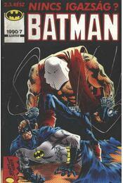 Batman 1990/7. - Régikönyvek