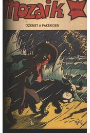 Üzenet a fakérgen (Mozaik 1977/3.) - Régikönyvek