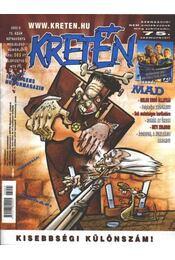 Kretén 2005/5 75. szám - Régikönyvek