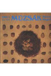 Múzsák Múzeumi Magazin 1983. évf. (teljes) - Régikönyvek