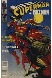 Superman és Batman 1998/6 39. szám - Régikönyvek