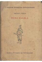 Buda halála - Régikönyvek