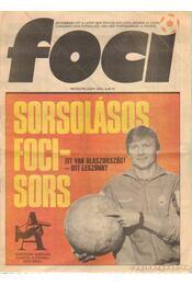 Foci 1988. év - Régikönyvek
