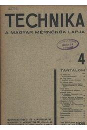 Technika 4. - Régikönyvek