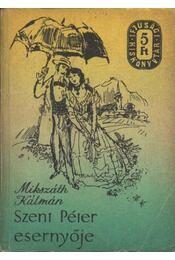Szent Péter esernyője - Régikönyvek