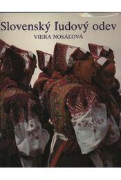 Slovensky ludovy odev - Régikönyvek