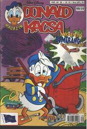 Donald Kacsa 1999/19 - Régikönyvek