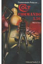 Colt commando 5.56 - Régikönyvek