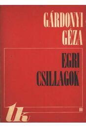 Egri csillagok I-II. - Régikönyvek