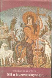 Mi a kereszténység? - Nemeshegyi Péter - Régikönyvek