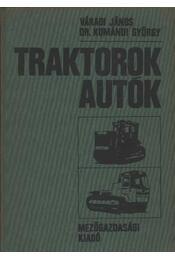 Traktorok - autók - Régikönyvek