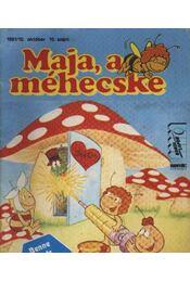 Maja, a méhecske 1991/10. október - Régikönyvek