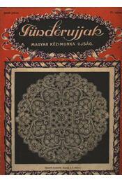 Tündérujjak 1926. július 15. szám - Régikönyvek