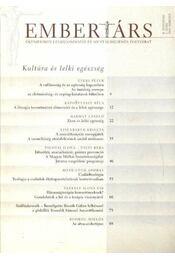 Embertárs II. évfolyam I. szám 2004. Március - Régikönyvek