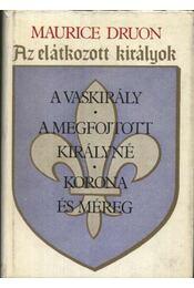 Elátkozott királyok I-II. kötet - Régikönyvek