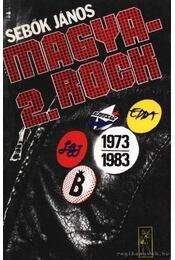 Magya-rock 2. - Régikönyvek