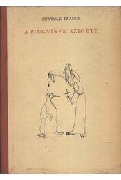A pinguinek szigete - Régikönyvek
