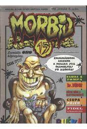 Morbid 1998. évi 15. szám - Régikönyvek