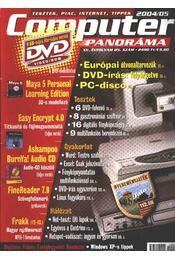 Computer panoráma 2004/05 - Régikönyvek