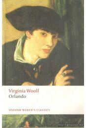 Orlando (angol-nyelvű) - Régikönyvek