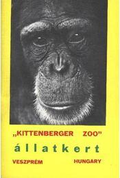 Kittenberger zoo állatkert - Régikönyvek