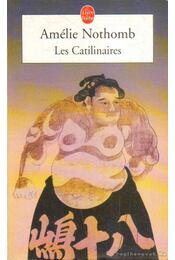 Les Catilinaires - Régikönyvek