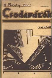 Csodavárók - Régikönyvek