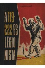 A 119222-es légionista - Régikönyvek