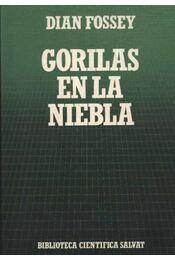 Gorilas en la niebla - Régikönyvek