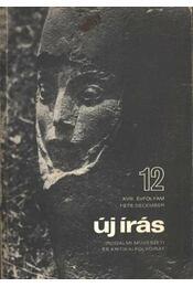 Új írás 1978. december XVIII. évfolyam 12. - Régikönyvek