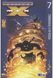 Újvilág X-MEN 7. 2006. április - Régikönyvek