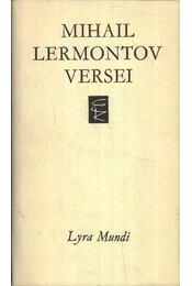 Mihail Lermontov versei - Régikönyvek