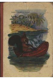 Misi Mókus kalandjai - Régikönyvek