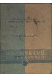 A római Szent Ferenc templom - Régikönyvek